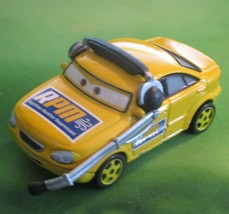 Mattel Disney Pixar Cars - Race O Rama Chief RPM Metal Die-Cast Toy Car - $6.99