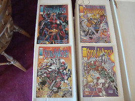 Stormwatch #0, 1, 2, 3 Original Image Comic Books from 1993 NM Condition  - $5.45