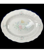 """Royal Doulton Valencia Moselle Collection 1144 1983 Oval Platter 13 5/8""""... - $37.01"""