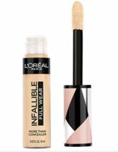 L'Oreal Paris Makeup Infallible Full Wear Waterproof Matte Concealer, Va... - $10.72