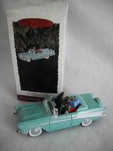 1957 Chevrolet Bel Air Hallmark 1994 Keepsake Christmas Ornament  - $12.86