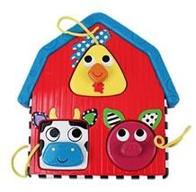Sassy Electronic Farm Puzzle Toy - $8.22