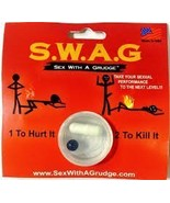 S.W.A.G Swag Original 1 To Hurt It 2 To Kill It 24 Pack Free S&L Condom  - $59.99