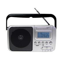 Supersonic Handheld Digital AM/FM Radio with Display - $33.79