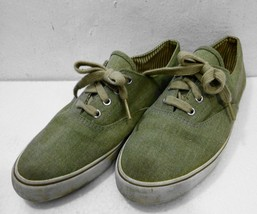 Cole Haan Womens 10 Sporting Pale Green Deck Boat Gym Shoes Sneakers Kicks - $41.65