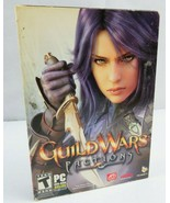 Guild Wars Factions Online Play DVD-ROM PC Game  - $15.00