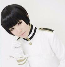 Assassination Classroom Shiota Nagisa Cosplay Wig Costume Wig+Wig Cap - $18.69