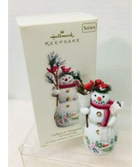 2007 Snowtop Lodge #3 Hallmark Christmas Tree Ornament Box w Tag Still W... - $58.91