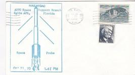 NIKE-HYDAC SPACE PROBE EGLIN AIR FORCE BASE, FL OCTOBER 22, 1970 - $1.78