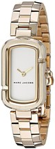 Marc Jacobs Women's MJ3504 Monogram Gold-Tone Stainless Steel Watch - $154.87