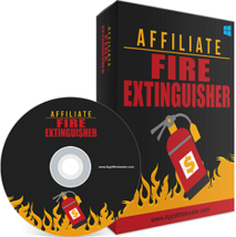 Affiliate Fire Extinguisher W/ Master Resell Rights - $1.89