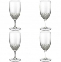 Waterford Crystal Alana Essence Iced Beverage Tea Glasses Four (4) New 1... - $197.75