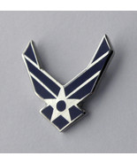 USAF US Air Force Cut Out Small Wings Lapel Pin Badge 3/4 Inch - $4.85
