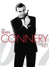 007 The Sean Connery Collection Volume 1 DVD