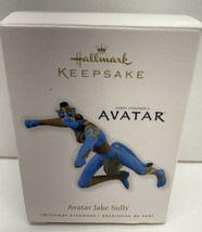 New 2010 Hallmark Keepsake Avatar Jake Sully Christmas Ornament - $7.87