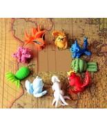 Handmade Naruto Shippuden Nine Young Tailed Beasts Nendoroid Petite Buy - $30.00+
