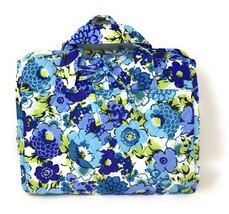 Vera Bradley Hanging Organizer in Blueberry Blooms - NWT - $39.95
