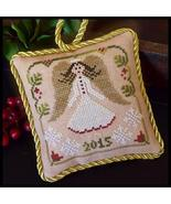 CLEARANCE Christmas Angel #12 Sampler Tree Orna... - $4.00