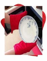 résistantes à la chaleur barbecue longue coton Pot Gants, 1 paire de &...  - $17.62