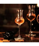 LOULONG® RCR Graceful Tulip Scotch Whisky Glass Crystal Wine Taster Snifer - $14.57