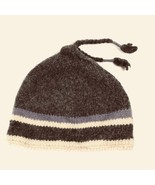 Lands End Adult Wool And Fleece Lined Winter Hat - $14.54