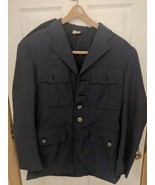 Vintage United States Air Force Dress Uniform Jacket - $10.89