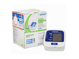 Omron Upper Arm Fully Automatic Blood Pressure Monitor HEM-7124 (IN) BAS... - $58.79