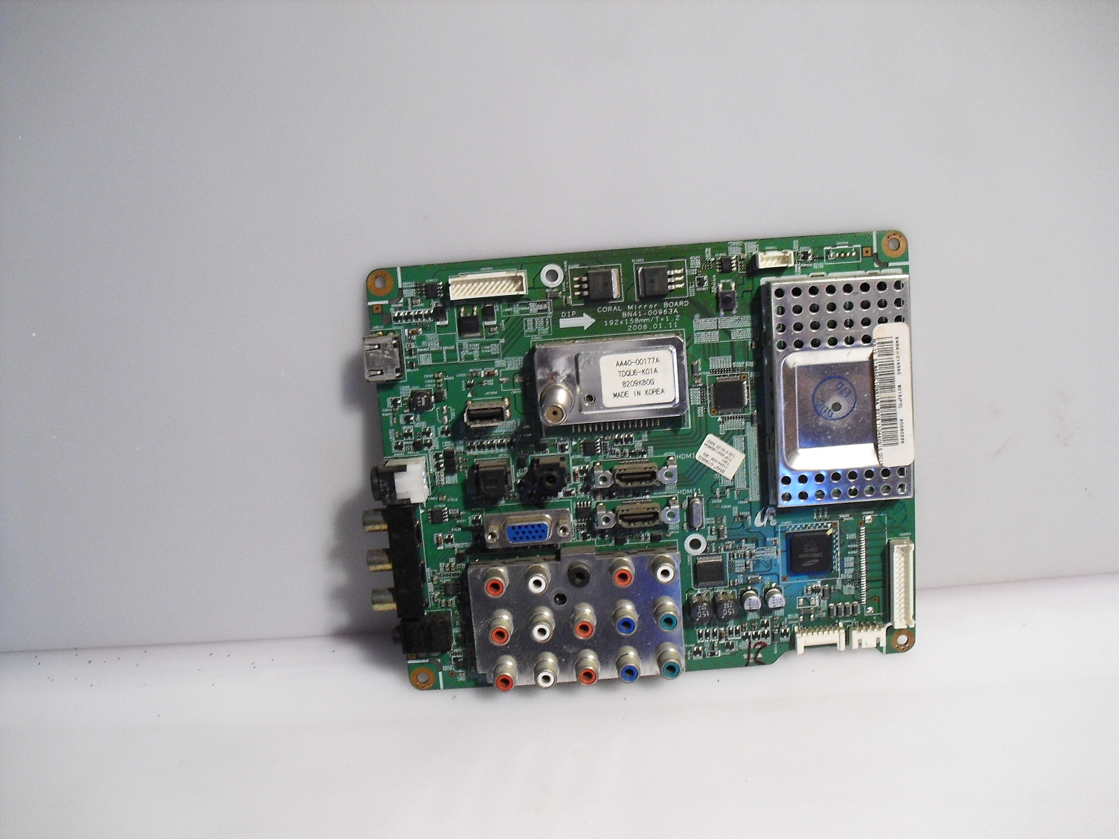 Primary image for bn41-00963a    main  board  for   samsung   Ln37a450c1d