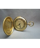 Dufonte Pocket Watch Lucien Piccard Gold Plated Quartz New Twenty Dollar... - $49.49