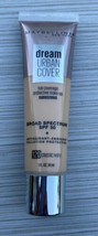 Maybelline Dream Urban Cover Full Coverage Protective Make-up 1oz- 120 i... - $8.99