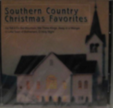 Southern Country Christmas Favorites Cd - $10.99