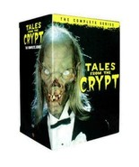 Tales from the Crypt Complete Series Seasons 1-7 DVD Box Set (Free Shipp... - $89.95