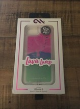 Case-Mate Lava Lamp Case for iPhone 6/6s/7/8 - Lava Lamp - NEW - $14.95