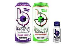Bang Natural Nitro Jack Variety : Frose Rose and Mango Bango 16 ounce (P... - $39.50