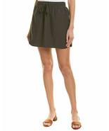 Lilla P. Women's Mini Skirt Charcoal Grey Size Small  - $25.74