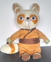 Plush Master Shifu Dreamworks 2008 Plush Stuffed Kung Fu Panda  - $7.70