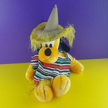 "Disneyland World Plush Pluto 19"" Vintage Stuffed Animal Hat Internationa... - $39.60"