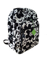 Vera Bradley Campus Backpack In Night & Day wit... - $85.09