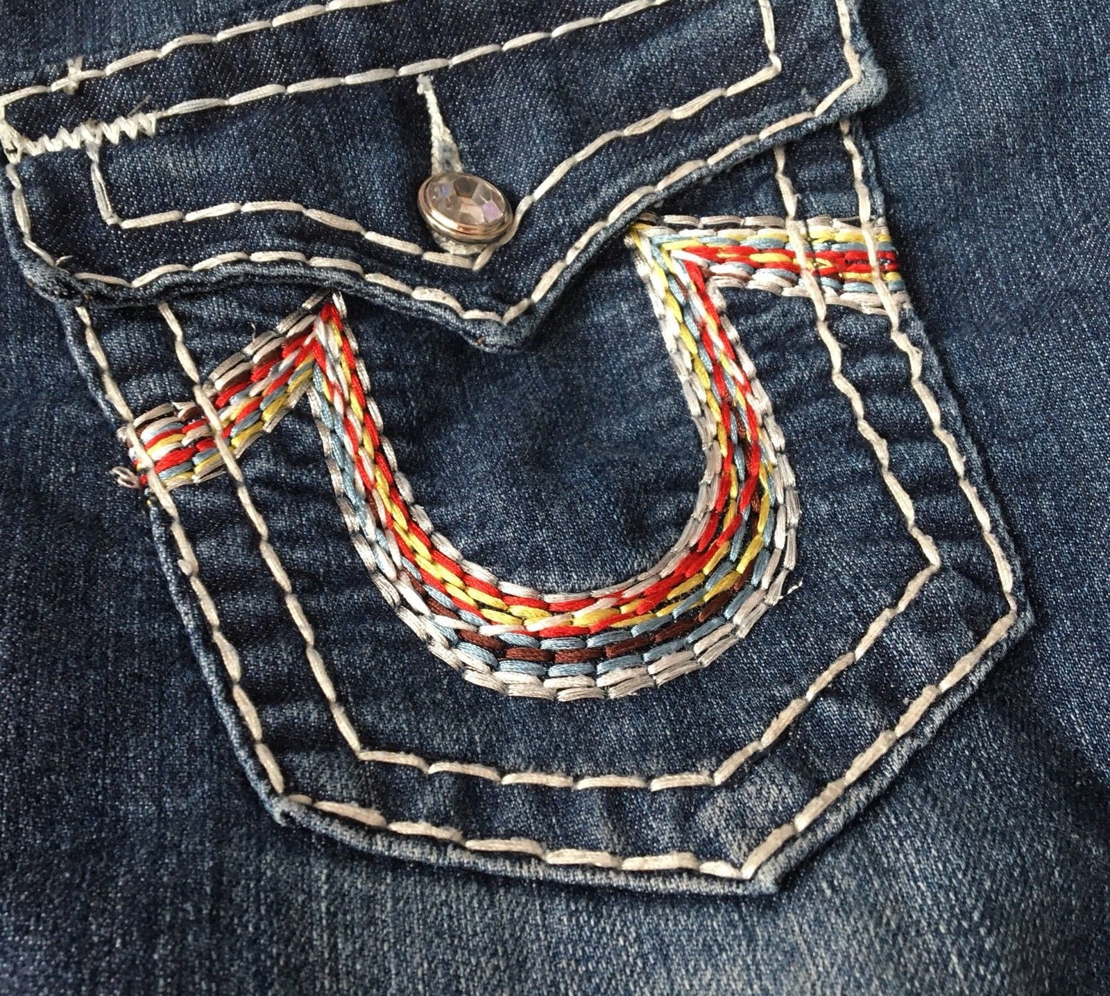 9aa0f6e3d True Religion Jeans Joey Super T Size W 27 L and 50 similar items. 57