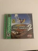 Tony Hawk's Pro Skater 2 (Sony PlayStation 1, PS1, 2000)CIB-TESTED & WORKS - $18.69