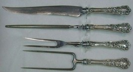 Buttercup by Gorham Sterling Silver Roast Carving Set 4pc - $531.05