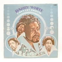 Barry White Can't Get Enough LP Vinyl Album Record 1974 20 Century 9209-44 - £6.10 GBP
