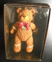 May Department Stores Christmas Ornament 2002 Teddy Bear Wish Bear Ornam... - $8.99