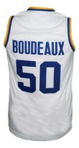Neon Boudeaux #50 Western Blue Chips Movie Basketball Jersey New White Any Size image 2