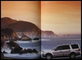 2003 Lincoln Navigator PRESTIGE Original Brochure HUGE - $9.97
