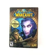 World of Warcraft PC Game for Windows 2000 XP & Mac Blizzard Entertainme... - $46.74
