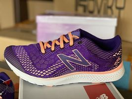 NEW BALANCE woman shoes training running vazee purple - $37.00