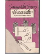 Sewing With Sergers by Gail Brown & Patti Palmer - $5.00