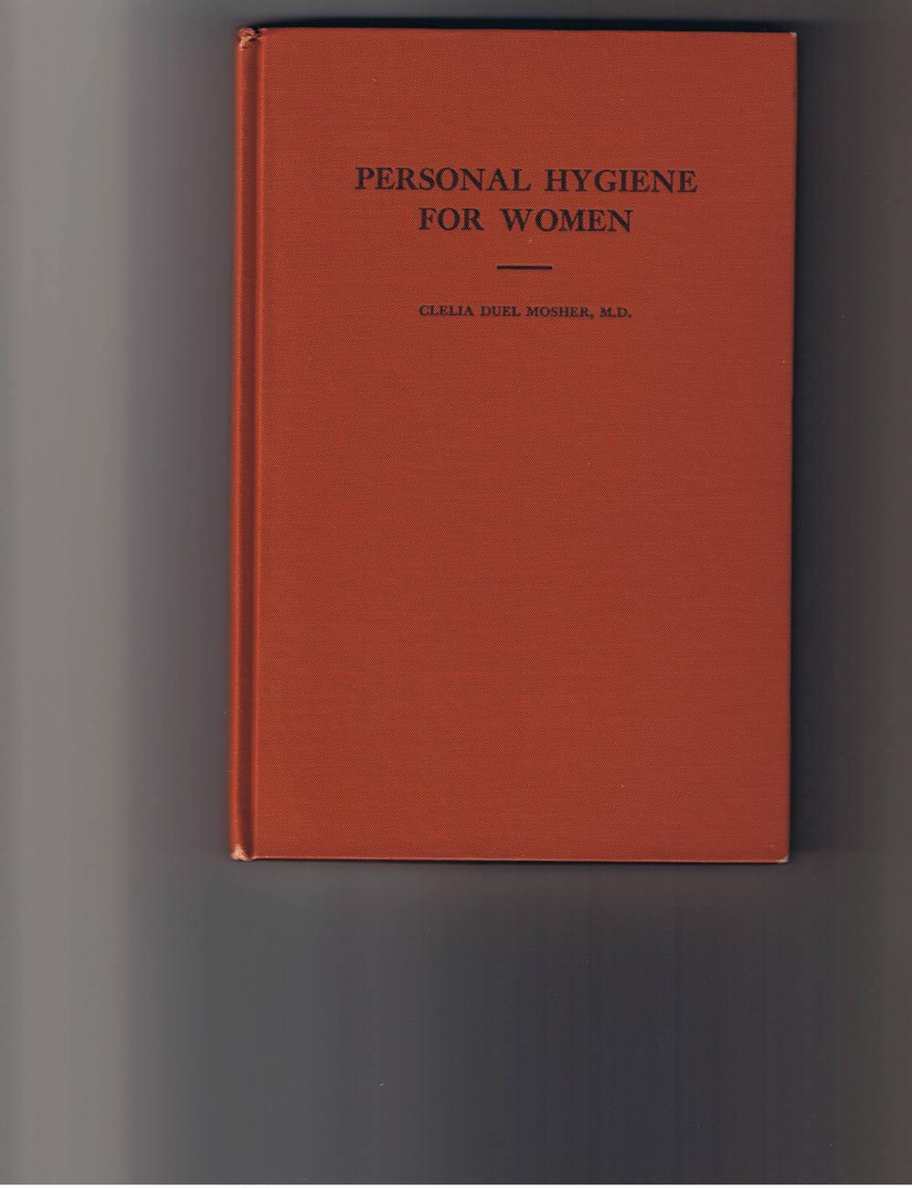 Personal hygiene for women