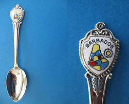 BARBADOS Souvenir Collector Spoon Collectible ISLAND - $4.95
